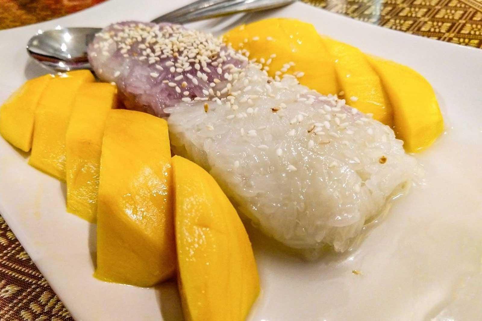 Thai Mango Image